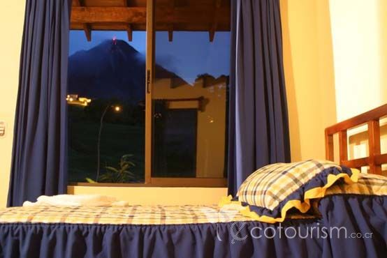 Hotel Erupciones Inn Bed And Breakfast La Fortuna